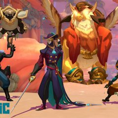 Giveaway: Gigantic's Airship Supplies (500 codes)!