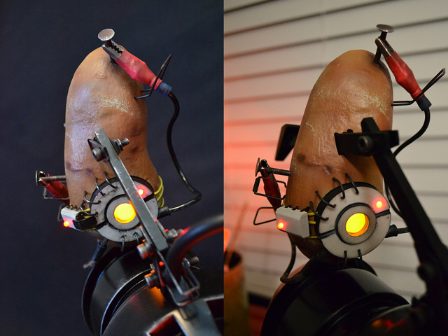 portal 2 glados potato. Krix, who created a Portal 2