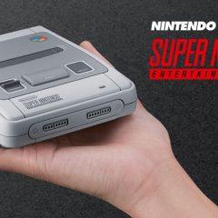 Here's what Nintendo of Europe's Super NES Classic looks like
