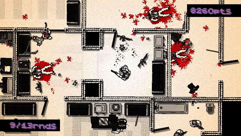 Hotline Miami PlayStation Screenshot 2