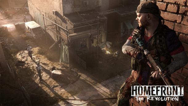 E3 2014: Homefront: The Revolution is sneaky open world chaos ...