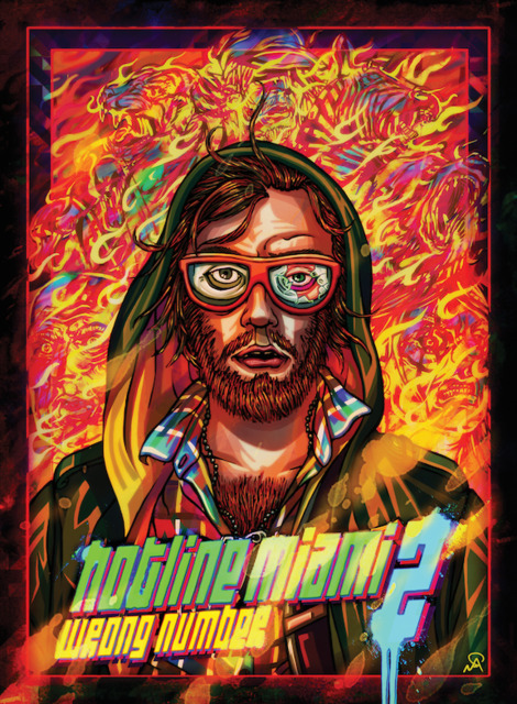Let's Quest: Hotline Miami 2: Wrong Number Video
