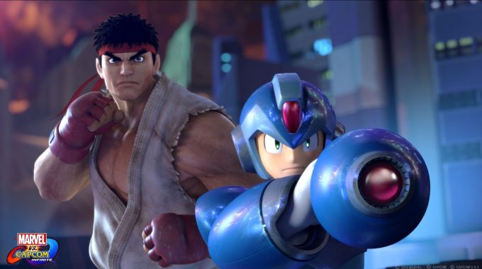Marvel vs Capcom Infinite unveiled at PSX