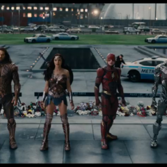 The Justice League forms in the newest trailer
