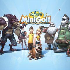 Hot Take: Infinite Minigolf