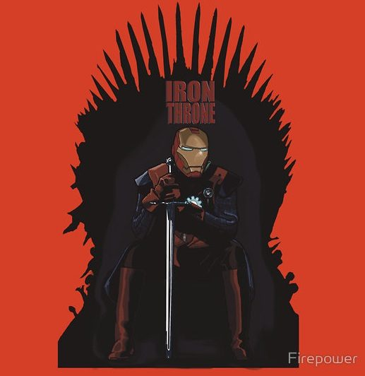 Iron Throne by Firepower