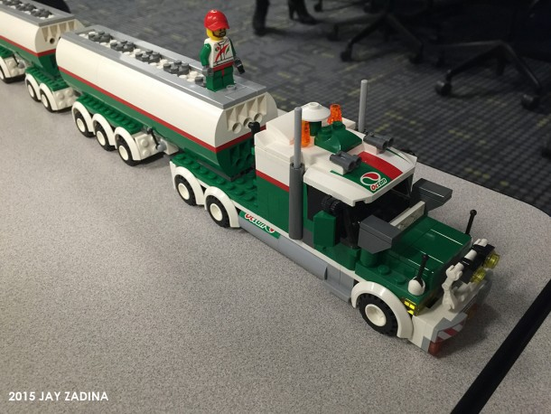 These terrific LEGO creations will make your heart sing [Gallery ...