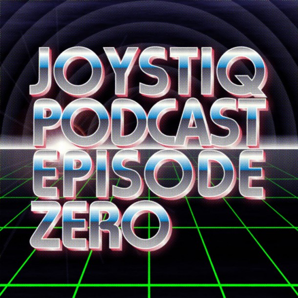 Joystiq Podcast Episode Zero album art