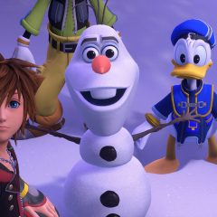 E3 2018: Kingdom Hearts 3 brings Frozen and January release date