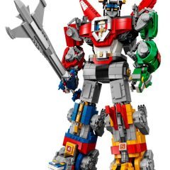LEGO Ideas reveals Voltron set