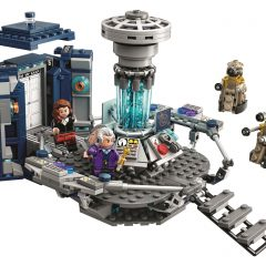 Here are the amazing Doctor Who LEGO sets you wanted