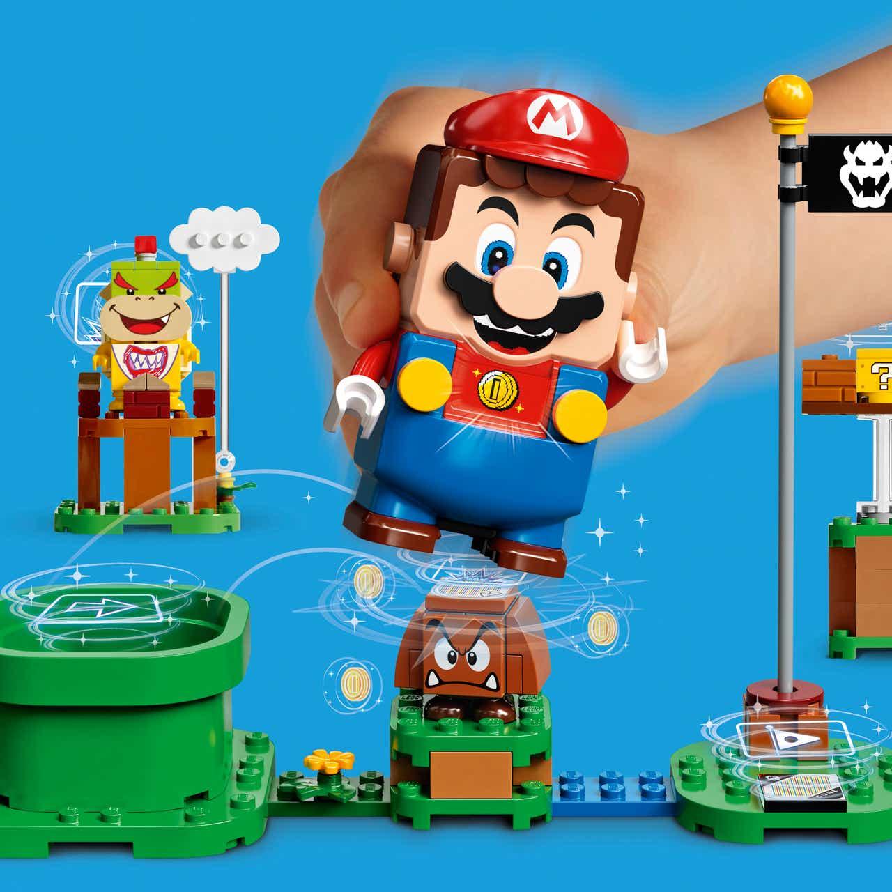 Nintendo and LEGO officially reveal Mario sets