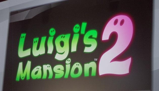 E311 Luigi S Mansion 2 Coming This Fall Sidequesting
