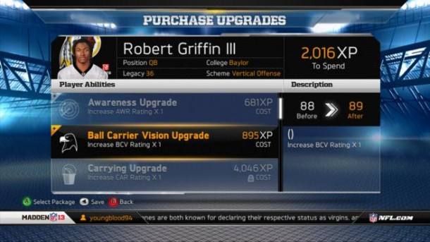 Madden 13 Connected Careers review