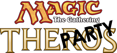 Magic The Gathering: Theros VIP Party