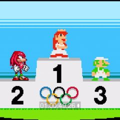 Gamescom: Mario & Sonic's next Olympic Games outing reveals 2D events