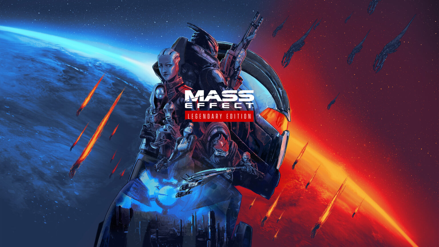BioWare details many of the gameplay changes coming to Mass Effect: Legendary Edition