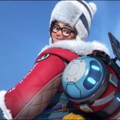 "Overwatch reveals Mei animated short ""Rise and Shine"""
