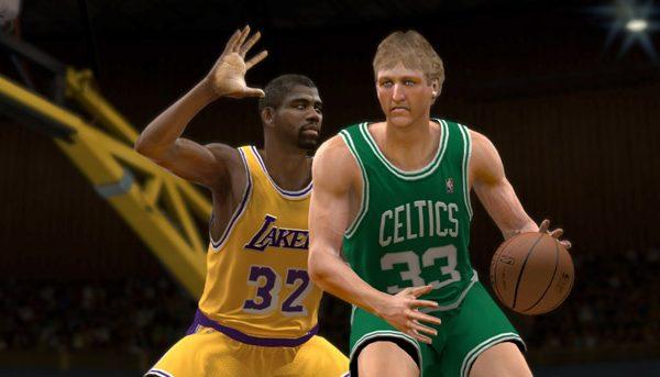 NBA 2K12 Screenshot