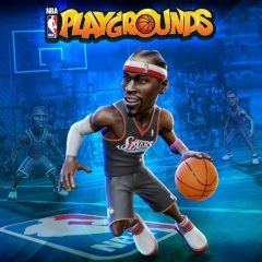 NBA Playgrounds review: Game, blouses