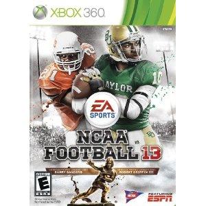 NCAA 13 cover