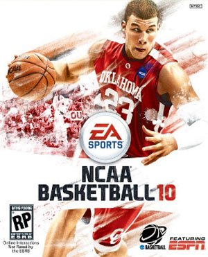 NCAA Basketball 10 Cover