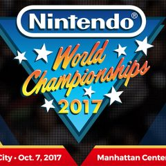 Nintendo World Championships 2017 announced
