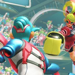 With ARMS, Nintendo hopes to do for boxing what Mario Kart did for racing