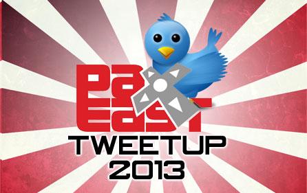 PAX East Tweetup 2013