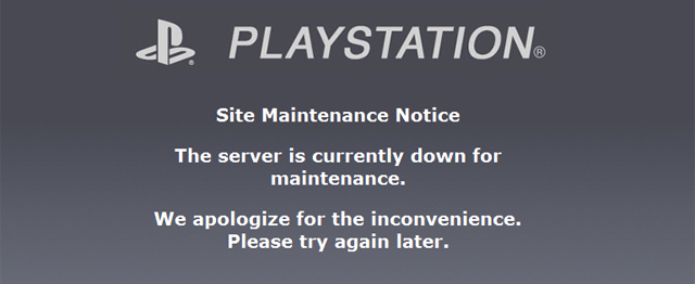 PSN DOWN | SideQuesting��� We Love Video Games!