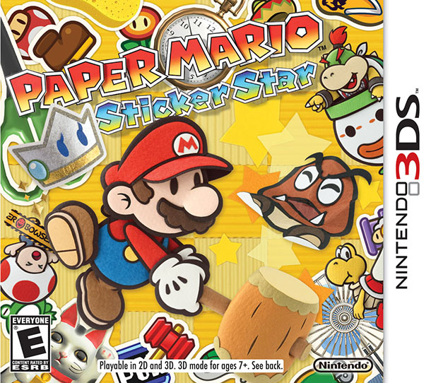 Giant Best Buy game sale: Paper Mario Sticker Star for $20, Layton 3D for $15, more
