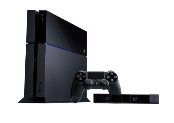PS4 preorder