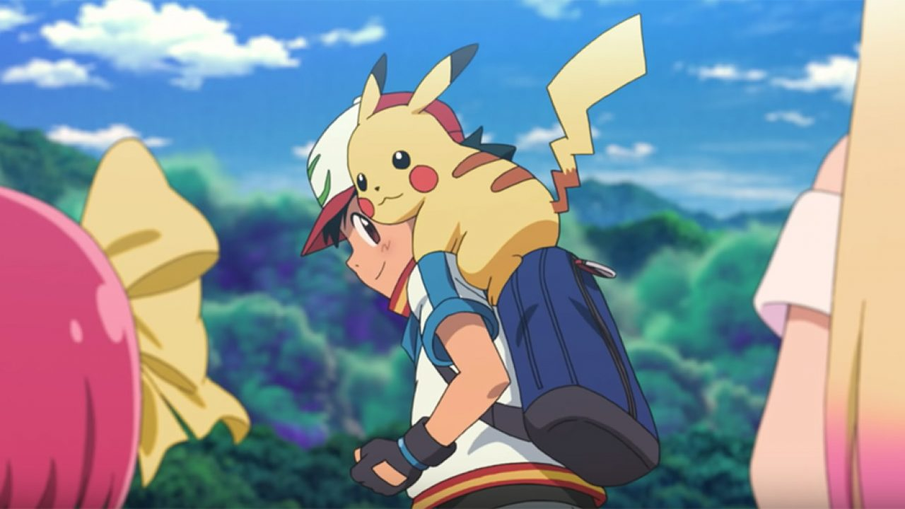 Pokemon The Power Of Us Movie Trailer Drops In Time For The
