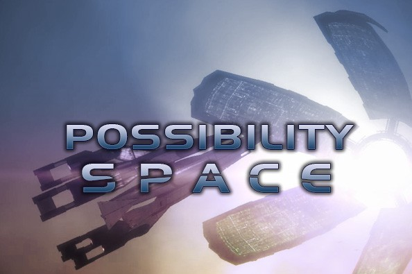 Possibility Space book