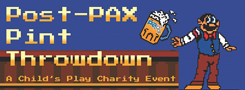 Post PAX Prime Pint Throwdown