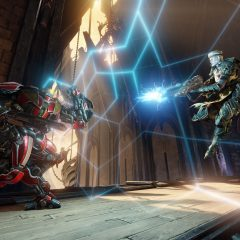 Quake Champions Preview: Everything Old is New Again