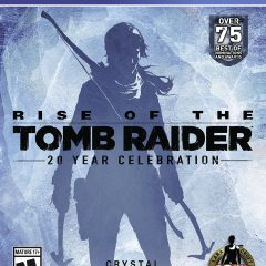 Rise of the Tomb Raider: 20th Anniversary Collection box art channels Nathan Drake