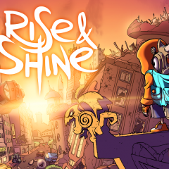 Rise & Shine Review: Sun's out, guns out