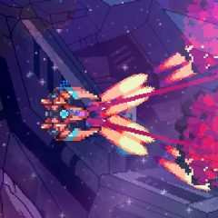 Super Galaxy Squadron EX review: A SHMUP for the rest of us