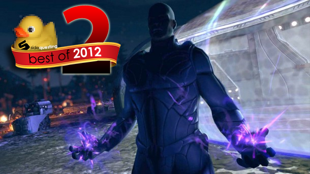 SideQuesting's Best of 2012 #2: XCOM