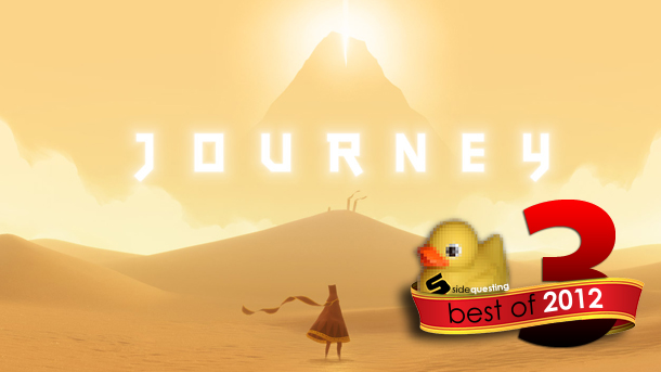 SideQuesting's Best of 2012 #3: Journey
