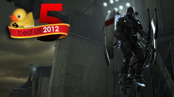 SideQuesting's Best of 2012 #5: Dishonored