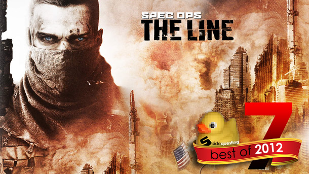 SideQuesting Best of 2012 #7: Spec Ops The Line