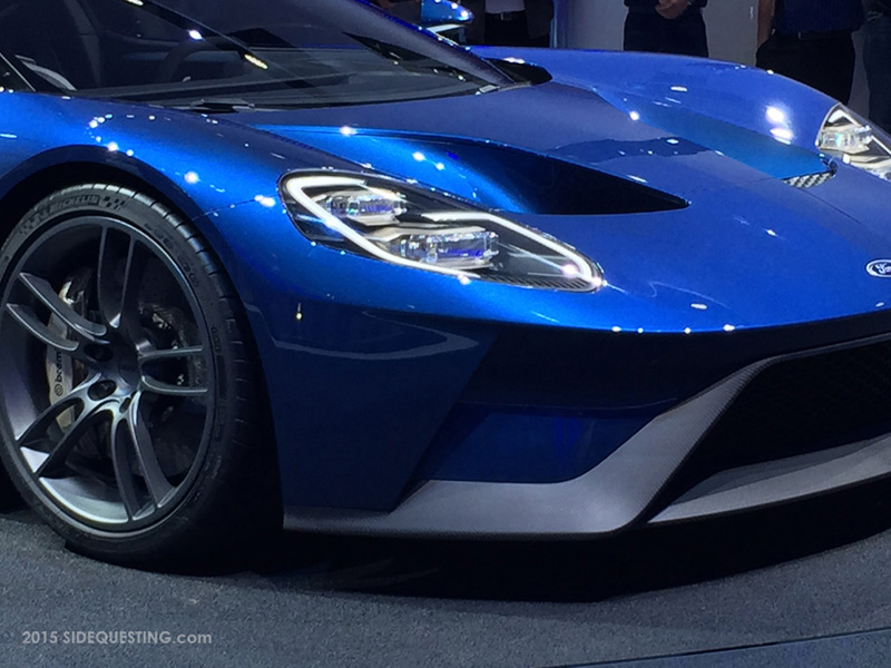 Forza 6, the Ford GT, and the cars of the Detroit Auto Show [Gallery]