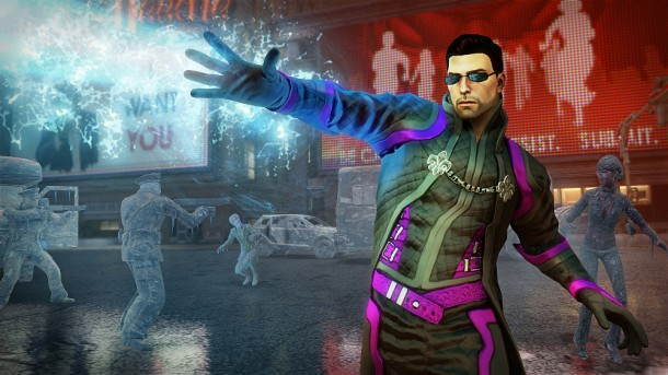 Saints Row 4 Screen