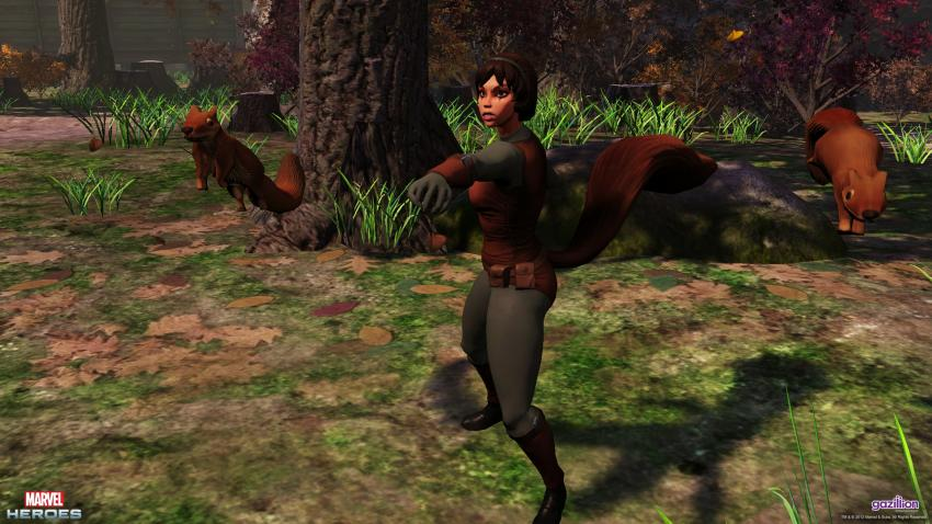 PAX East 2013: Marvel Heroes fly their way into MMOs