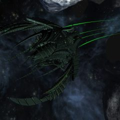 Giveaway: Star Trek Online Tal Shiar Adapted Battlecruisers!