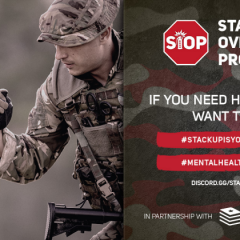 STOP: Stack Up's New Veteran Support Service Can Help Save Lives