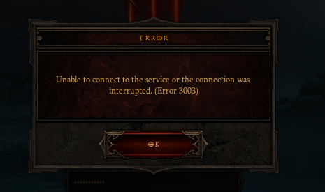 Diablo 3 Server Issues are Barely Relevant