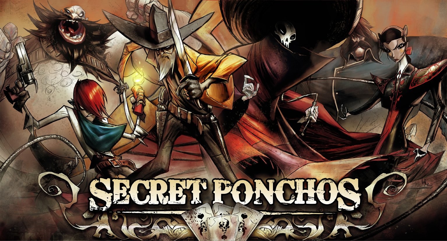 Secret Ponchos Giving Away Extra Free Copies on Steam